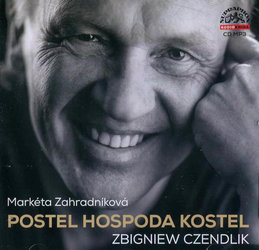 Postel, hospoda, kostel (MP3-CD) - audiokniha