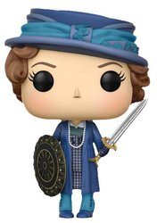 Funko POP! Wonder Woman - Etta w/ Sword & Shield (9 cm)