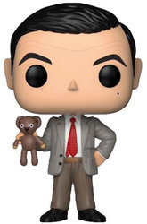 Funko POP! Mr. Bean - Mr. Bean (9 cm)