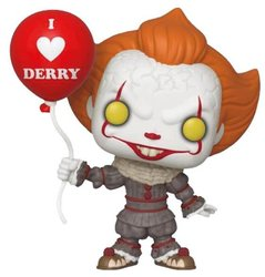 Funko POP! To 2 - Pennywise w/Balloon (9 cm)