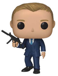 Funko POP! James Bond S2 - Daniel Craig (Quantum of Solace) (9 cm)