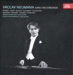 Václav Neumann: Early Recordings (6 CD)