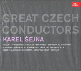 Karel Šejna - Great Czech Conductors (2 CD)