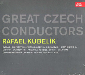 Rafael Kubelík - Great Czech Conductors (2 CD)
