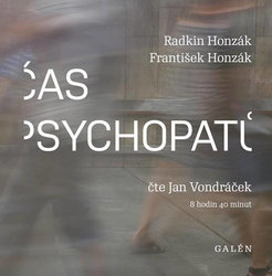 Čas psychopatů (MP3-CD) - audiokniha