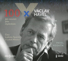 100x Václav Havel (MP3-CD) - audiokniha