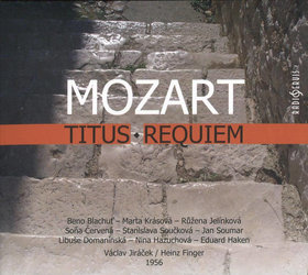 Mozart - Titus, Requiem (2 CD)