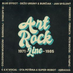 Art Rock Line 1971-1985 (2 CD)